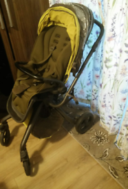 Excellent condition Mamas and Papas Mylo stroller