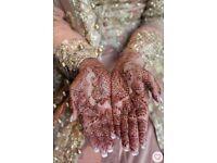 Hands, feet mehndi henna
