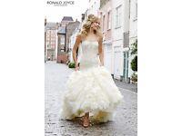Ronald Joyce 'Ellen' wedding gown
