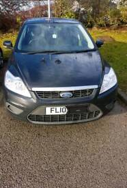 2010 plate FORD FOCUS STYLE 1.6 TDCi