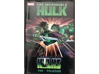 World war hulks vol 3 marvel comic hardcover
