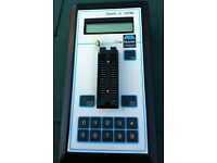 ABI THE CHIPMASTER COMPACT DIGITAL IC TESTER
