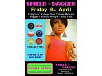 FRIDAY 6th APRIL - 60s 70s SOUL / REGGAE / MOTOWN with DOUBLE BARREL – WHITCHURCH