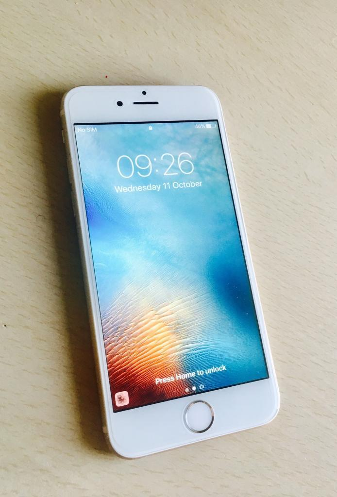 iphone 6 gold 16 gb. 7style.