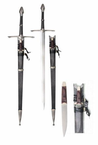 51.5 LOTR Lord of the Rings King of Gondor Aragorn Strider Ranger Sword Medieval