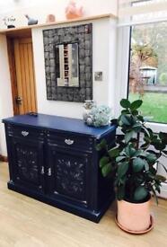 Vintage sideboard / chest / cupboard / dresser