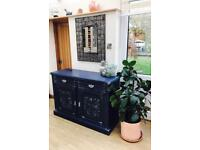 Vintage sideboard / chest / cupboard / dresser