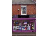 Open Plan Shop For Rent Available In Walsall Wood