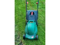 Qualcast small electric lawn mower