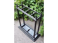 Victorian Cast Iron Stick Umbrella Stand (DELIVERY AVAILABLE)