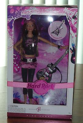 Hard Rock Barbie Doll - Brand New