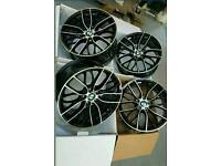"BMW 18"" 405m Sport Alloys Inc Tyres"