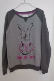 "Funny jumper ""fool for love"""