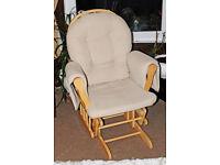 Glider nursing / relaxing Chair