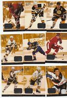 Carte hockey  Adam Oates Ultra Fleer 1993-94.(A162)