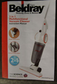 2 in 1 vacuum cleaner (In Dereham not Norwich)