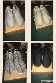 Adidas yeezy boost trainers box n receipt genuine
