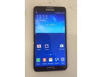 SAMSUNG NOTE 3 32GB 4G LTE BLACK AS NEW CONDITION UNLOCKED WITH RECEIPT AND WARRANTY