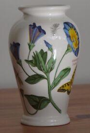 Portmerion Convolvulus flower pot, 14cm high