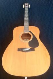 Yamaha FG-400A Dreadnought Acoustic Guitar for sale