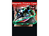 11 pro max privacy glass magnet cover