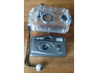 Submersible camera