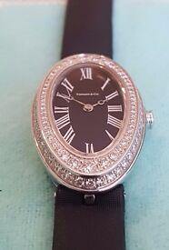 Tiffany Oval Cocktail Watch