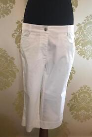 Ladies Brand New 3/4 Length Golf Trousers, Daily Sport, Size 14
