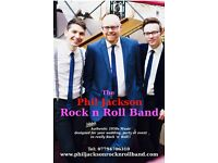 1950s Rock N Roll Wedding Band, Party & Events Band for hire