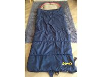 Jeep Sleeping Bag