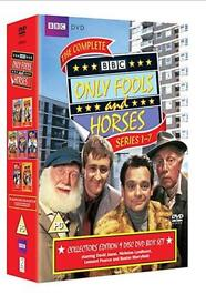Only fools and horses. Brand new box set in wrapper