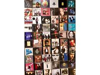 CD Albums and CD Singles