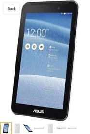 ASUS Intel android 7' Tablet