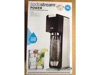 New, Never Used Soda Stream Power (in Black) -£45 (RRP £149.99)