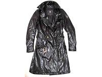 Belstaff Exclusive Italian Designer Beautiful Trench Coat Euro 42 Size 10