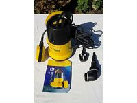 Submersible Pump (for ponds/lakes/flood water/bowsers)