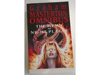 Graham Masterton Paperback Omnibus Book: The Hymn and Night Plague