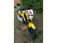 CB125F motorbike