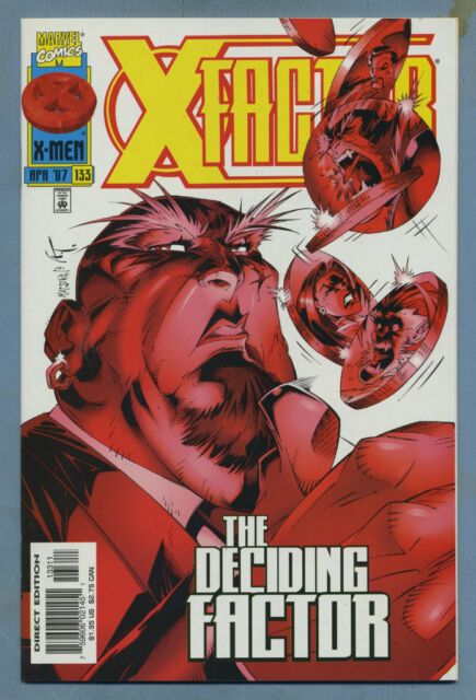 X-Factor #133 1997 Marvel Comics