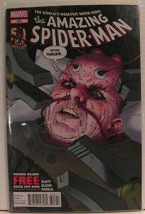 AMAZING SPIDER-MAN #700 SET