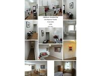 Ready to Let.. large furnished two bedroom flat leeds 15. £650 per month. sorry no DSS.
