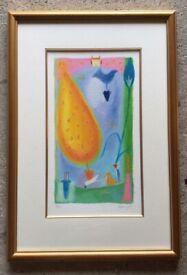 Painting/Print - Sofia Lynch - Framed