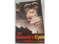Michael Morpurgo Mr Nobody's Eyes (Paperback, 2012) Never Read Ethical Publisher