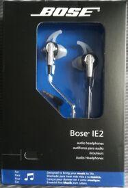 Bose IE2 In-Ear Headphones