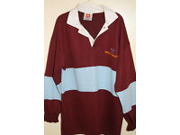 "WEST HAM UNITED ""RUGBY"" SHIRT"