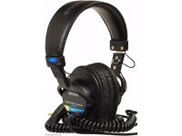Sony Professional headphone MDR7506