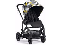 mamas papas pram pushchair all in one 3 in 1 car seat included clean and easy to use