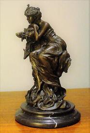 Bronze Dragon Lady