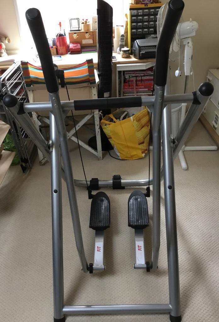 Folding air walker