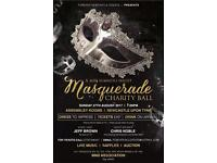 Masquerade ball for MND